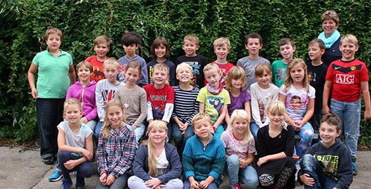 Klasse-3a-Frau-Froreck