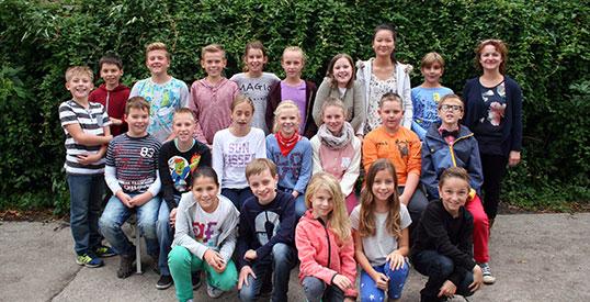 Klasse-5a-Frau-Sonnenburg